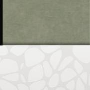 Japonské stěny - lišta Biomore silber