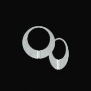 Kroužek k záclonovým tyčím 4011