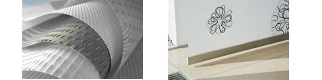 TREVIRA textilie pro stíníci techniku
