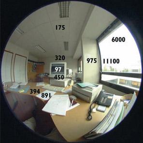Optimalizace denního světla pomocí rolet